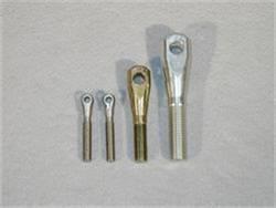 """Meziere Enterprises - Meziere 1/2""""-20 Threaded Clevis"""