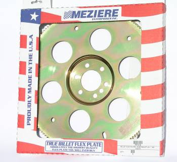 Meziere Enterprises - Meziere Billet Flexplate - SFI GM LS1 - 168 Tooth