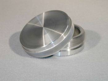 Meziere Enterprises - Meziere 2.5 Filler Cap & Bung - Weld-In