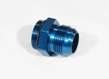 Meziere Enterprises - Meziere -16 AN Fitting - Blue