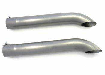 "Patriot Exhaust - Patriot Exhaust Turnouts - 3"" x 24"" Long"