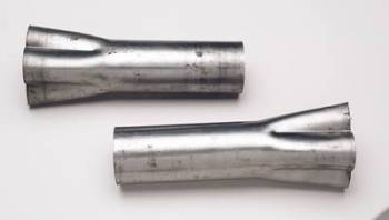 "Hedman Hedders - Hedman Hedders Weld-On Collectors 1-3/4"" x 3"" (Pair)"