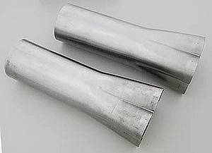 "Hedman Hedders - Hedman Hedders Weld-On Collectors 2-3/8"" x 4-1/2"" (Pair)"