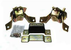 Energy Suspension - Energy Suspension Motor and Transmission Mount Kit - Black