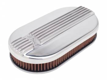 Edelbrock - Edelbrock Classic Series Air Cleaner - Polished