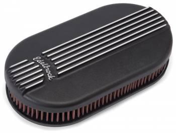 Edelbrock - Edelbrock Classic Series Air Cleaner - Black Powder Coated