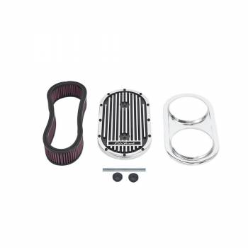 Edelbrock - Edelbrock Elite Series Aluminum Air Cleaner - Polished
