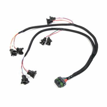Holley Performance Products - Holley V8 over manifold, Bosch Style Connector Harness for Avenger EFI, HP EFI & Dominator EFI
