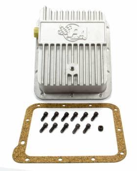 Performance Automatic - Performance Automatic Ford C4 Deep Aluminum Transmission Pan (Pan Fill)