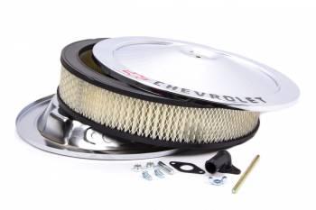 Proform Performance Parts - Proform Air Cleaner - Bow Tie Emblem - Chrome