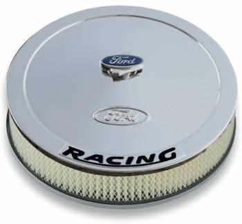 """Proform Parts - Proform Air Cleaner - Ford Racing Emblem - 13"""" Diameter"""