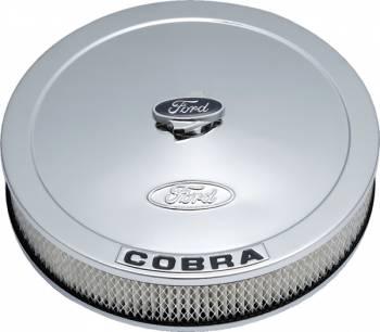"Proform Performance Parts - Proform Air Cleaner - Ford Cobra Emblem - 13"" Diameter"
