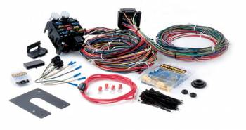 Painless Performance Products - Painless Performance Classic Customizable Muscle Car Harness - 21 Circuits