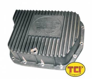 TCI Automotive - TCI 727/A518 Cast Aluminum Deep Transmission Pan