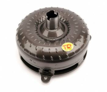 TCI Automotive - TCI 4L60E Streetfighter® Torque Converter LS1 Lock-up, w/ Anti-Ballooning Plate
