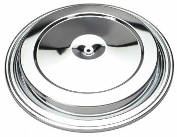 Trans-Dapt Performance - Trans-Dapt OEM Reproduction Air Cleaner Top - Chrome Plated