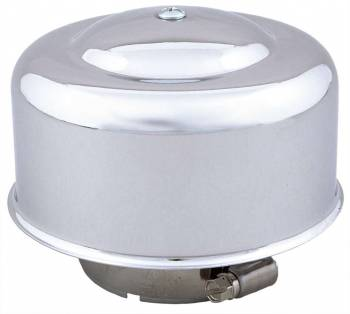Trans-Dapt Performance - Trans-Dapt 3 Deuce Style Air Cleaner - Chrome Plated