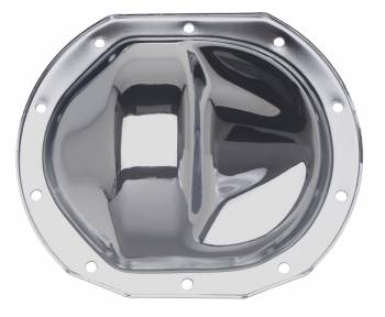 "Trans-Dapt Performance - Trans-Dapt Differential Cover Kit - Chrome - Ford 7.5"" Ring Gear"