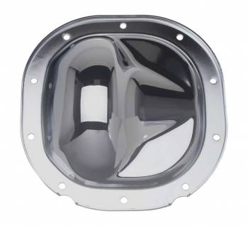 """Trans-Dapt Performance - Trans-Dapt Differential Cover Kit - Chrome - Ford 8.8"""" Ring Gear"""