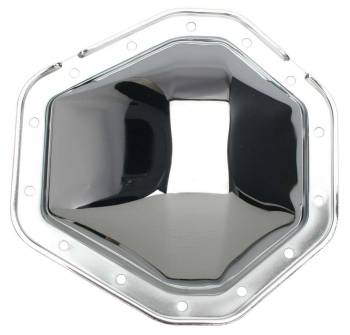 Trans-Dapt Performance - Trans-Dapt Differential Cover - Chrome - GM Truck - 14 Bolt