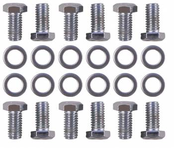 Trans-Dapt Performance - Trans-Dapt Differential Cover Bolts - Chrome
