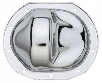 """Trans-Dapt Performance - Trans-Dapt Differential Cover - Chrome - Ford 7.5"""" Ring Gear"""