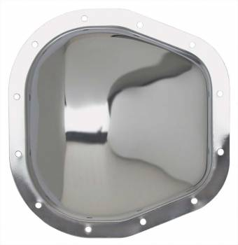 Trans-Dapt Performance - Trans-Dapt Differential Cover - Chrome - Ford Truck - 12 Bolt