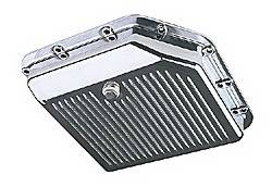 Trans-Dapt Performance - Trans-Dapt Aluminum Transmission Pan - GM TH-400
