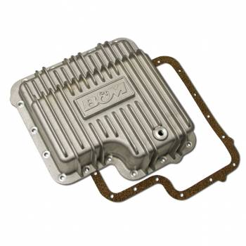 B&M - B&M Cast Deep Transmission Pan For C6 Transmission Ford, Lincoln, Mercury