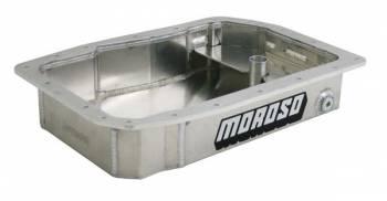 "Moroso Performance Products - Moroso Transmission Pan-GM 6L80 Camaro SS, 2010-Up, 3.350"" Deep."