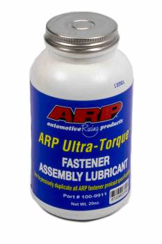 ARP - ARP Ultra Torque Assembly Lube 20oz w/ Brush Top Bottle