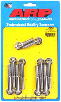 ARP - ARP BB Ford Stainless Steel Intake Bolt Kit - 6 Point