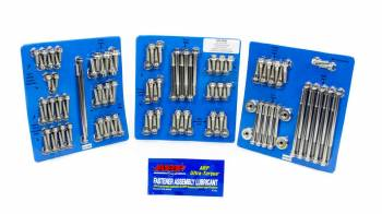 ARP - ARP GM LS Stainless Steel Complete Engine Fastener Kit - 12 Point