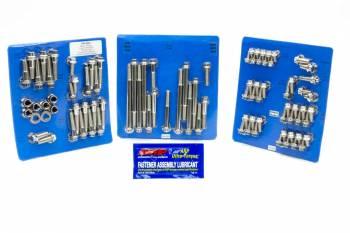 ARP - ARP SB Chrysler Stainless Steel Complete Engine Fastener Kit - 12 Point