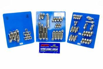 ARP - ARP BB Chrysler Stainless Steel Complete Engine Fastener Kit - 6 Point