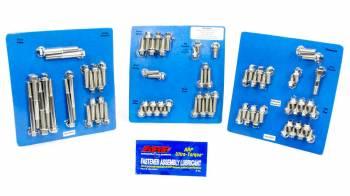 ARP - ARP Pontiac Stainless Steel Complete Engine Fastener Kit - 6 Point