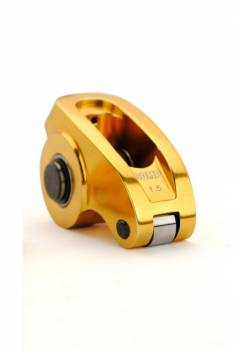 Comp Cams - COMP Cams SB Chevy Ultra Gold Rocker Arm - 1.5 Ratio 7/16 Stud