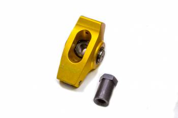Crane Cams - Crane Cams SB Chevy Gold Race 1.6 Roller Rocker Arm- 3/8 Stud