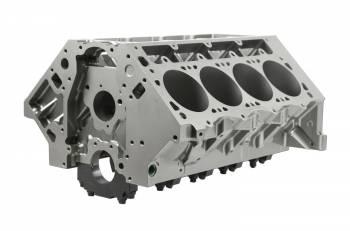 Dart Machinery - Dart LS Iron Block - 9.240/4.000 w/ Steel Main Caps