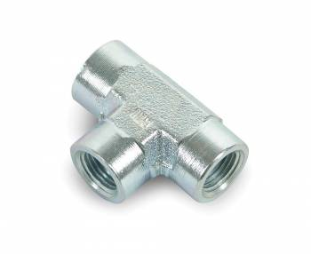 Earl's Performance Products - Earl's T-Fitting Female 1/8 NPT