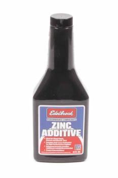 Edelbrock - Edelbrock High Performance Zinc Engine Oil Additive - 12 oz.