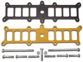 Edelbrock - Edelbrock Intake Manifold Spacer Kit - Includes Spacer / Bolts