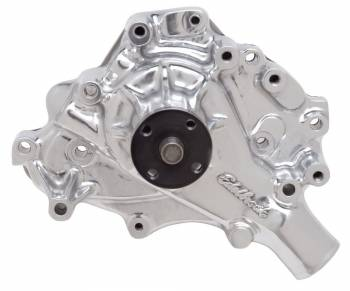 Edelbrock - Edelbrock Victor Series Water Pump - Polished Aluminum