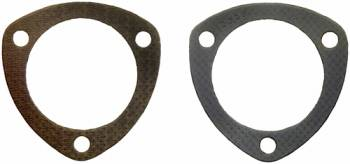 "Fel-Pro Performance Gaskets - Fel-Pro Triangle Collector Gasket. C/D=2"" 3/4. B/C=3"" .5i"