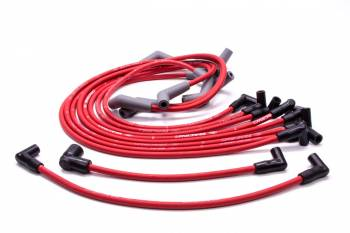 Ford Racing - Ford Racing 9mm Ign Wire Set-Red