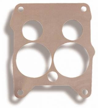 """Holley Performance Products - Holley Base Gasket - 1 3/8"""" Primary Bore Size:"""