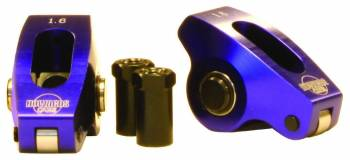 Howards Cams - Howards Roller Rocker Arms - SB Chevy 1.6 Ratio 7/16 Stud