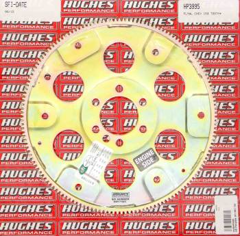 Hughes Performance - Hughes HD Flexplate SFI SB Chevy 153 Tooth Int Balance