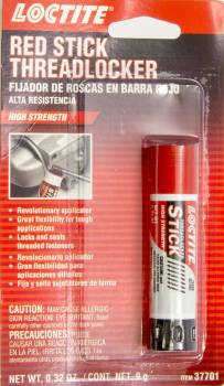 Loctite - Loctite Threadlocker Red Stick 9g/.30oz