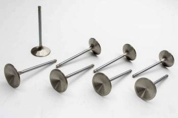 "Manley Performance - Manley SB Chevy Race Master 2.100"" Intake Valves"